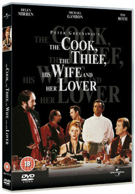 £3.19 • Buy The Cook, The Thief, His Wife And Her Lover DVD (2003) Michael Gambon,