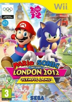 £3.51 • Buy Mario & Sonic At The London 2012 Olympic Games (Wii) PEGI 3+ Sport Amazing Value