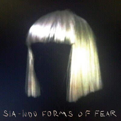 Sia : 1000 Forms Of Fear CD (2014) Value Guaranteed From EBay's Biggest Seller! • 2.82£