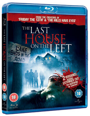 £3.48 • Buy The Last House On The Left: Extended Version Blu-ray (2009) Garret Dillahunt,