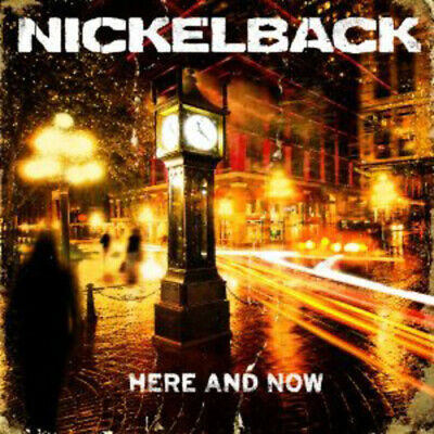 Nickelback : Here And Now CD (2011) Value Guaranteed From EBay's Biggest Seller! • 2.17£