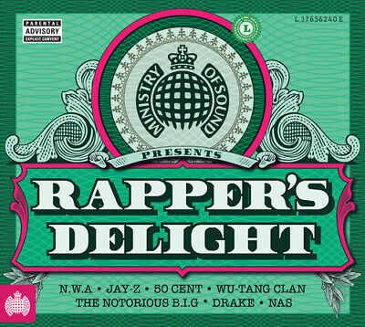 £2.64 • Buy Various Artists : Rapper's Delight CD 3 Discs (2015) FREE Shipping, Save £s