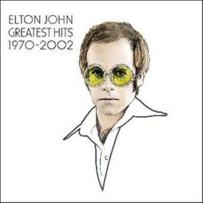 £2.82 • Buy Elton John : The Greatest Hits 1970 CD Highly Rated EBay Seller Great Prices
