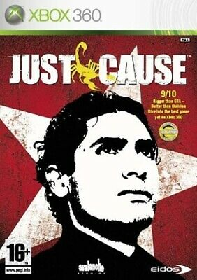 £2.50 • Buy Just Cause (Xbox 360) PEGI 16+ Shoot 'Em Up Incredible Value And Free Shipping!
