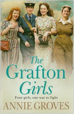 The Grafton Girls By Annie Groves. 9780007209668 • 3.35£