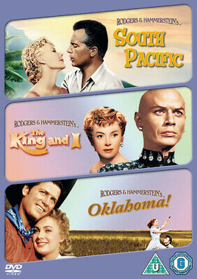 £2.68 • Buy South Pacific/The King And I/Oklahoma! DVD (2009) Rossano Brazzi, Logan (DIR)