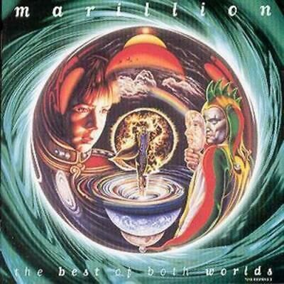 Marillion : The Best Of Both Worlds CD 2 Discs (1997) FREE Shipping, Save £s • 3.65£