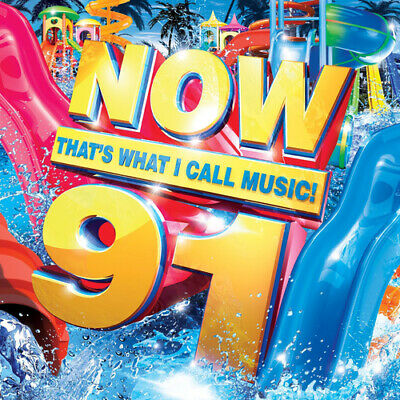 Various Artists : Now That's What I Call Music! 91 CD 2 Discs (2015) Great Value • 2.19£