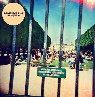 Tame Impala : Lonerism CD (2012) Value Guaranteed From EBay's Biggest Seller! • 5.94£