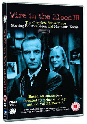 £2.35 • Buy Wire In The Blood: The Complete Series 3 DVD (2016) Robson Green Cert 15 2