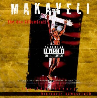 Makaveli : Don Killuminati: The 7 Day Theory [Limit CD FREE Shipping, Save £s • 2.95£