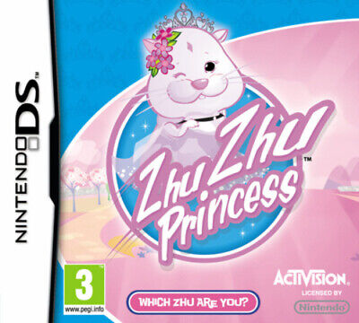Magical Zhu Zhu Princess: Carriages & Castles (DS) PEGI 3+ Adventure Great Value • 3.01£
