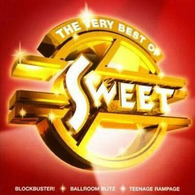 The Sweet : The Very Best Of CD (2005) Highly Rated EBay Seller Great Prices • 3.09£