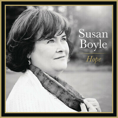 Susan Boyle : Hope CD (2014) Value Guaranteed From EBay's Biggest Seller! • 2.06£