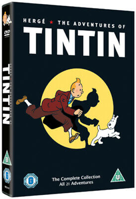 The Adventures Of Tintin: Complete Collection DVD (2011) Stéphane Bernasconi • 4.44£