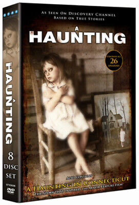 A Haunting: Seasons 1-3 And Specials DVD (2009) Cert E 8 Discs Amazing Value • 15.26£