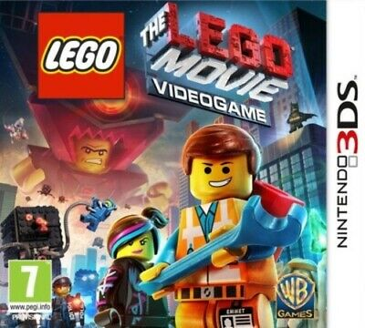 £4.88 • Buy The LEGO Movie Videogame (3DS) PEGI 7+ Adventure Expertly Refurbished Product