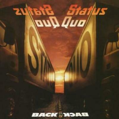 £3.48 • Buy Status Quo : Back To Back CD (2006) Value Guaranteed From EBay's Biggest Seller!