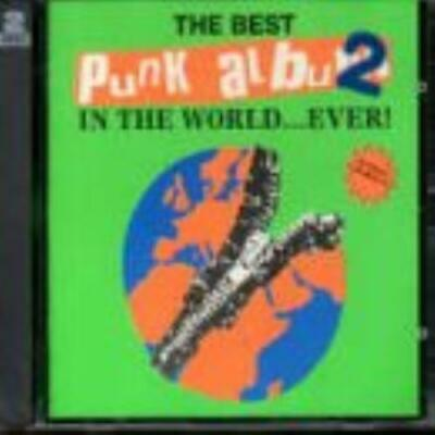 £4.68 • Buy Various Artists : Best Punk Album In The World... Ever 2 CD Fast And FREE P & P