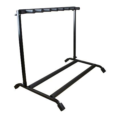 AU59 • Buy Artist GS014-7s Guitar Rack Stand - Acoustic, Electric And Bass - New