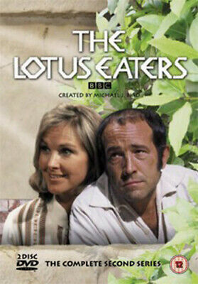 The Lotus Eaters: The Complete Second Series DVD (2007) Ian Hendry, Cunliffe • 16.99£