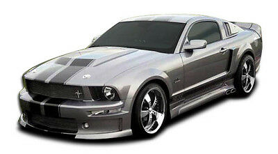 $432 • Buy 05-09 Ford Mustang Duraflex CVX Body Kit 4pc 104871