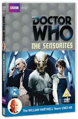 Doctor Who: The Sensorites DVD (2012) William Hartnell Cert PG Amazing Value • 6.98£