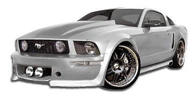 $328 • Buy 05-09 Ford Mustang Duraflex Eleanor Body Kit 4pc 104866