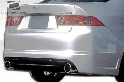 $128 • Buy 04-05 Acura TSX Duraflex K-1 Rear Lip Air Dam 100542