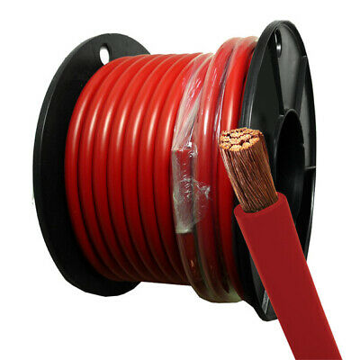 AU4.50 • Buy 6 B & S Dual Battery Cable B&s Bns Tycab Electra Caravan Boat 4wd 4x4 Adr