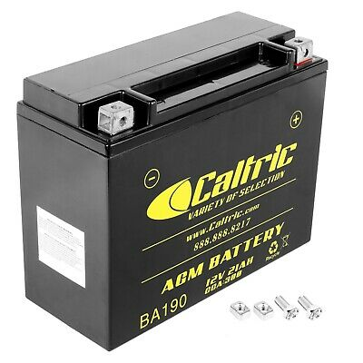 $62.85 • Buy AGM Battery For Arctic Cat Z 570 Z570 2002 2003 2004 2005 2006 2007