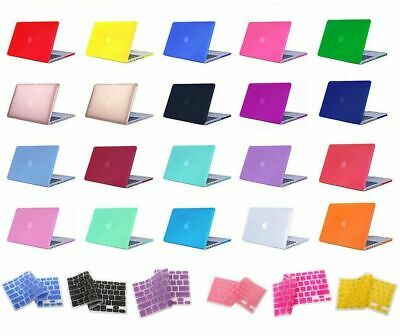 $12.95 • Buy Laptop Rubberized Cover Case Hard Shell For Macbook Air/Pro/Retina 11  13  15