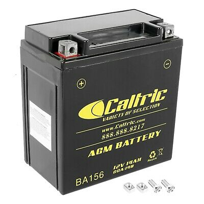 $40.25 • Buy AGM Battery For Suzuki VL1500 VL1500B Intruder 1500 1998 99 00 01 02 03 2004