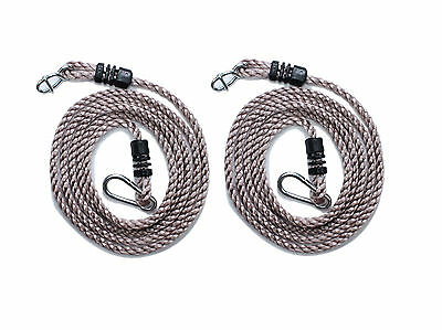 £11.99 • Buy Tree Swing Conversion Extension Rope Fixes A Swing To A Branch Or Wooden Pole