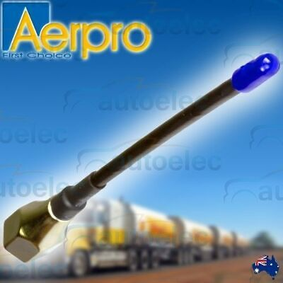 AU15 • Buy Aerpro Cba15 CB UHF Radio Antenna Aerial Whip Short Flexible For Uniden GME 3DB