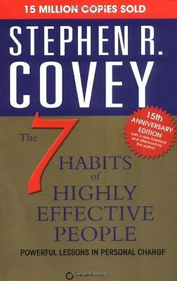 AU8.31 • Buy The 7 Habits Of Highly Effective People By Stephen R. Covey. 9780684858395
