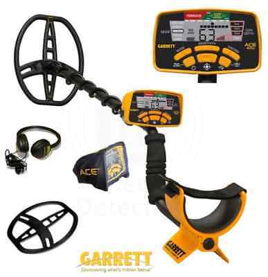 NEW Garrett Ace 400i Metal Detector With FREE Accessories • 339.95£