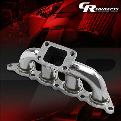 AU144.16 • Buy For 97-02 Mit Mirage Ls 1.8 4g93 T3 Stainless Racing Turbo Charger Manifold Kit
