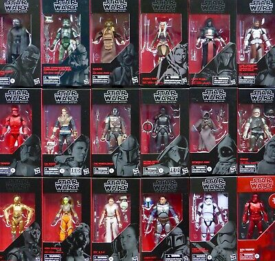 Star Wars New Non Mint Packaging Black Series 6  Inch The Rise Of Skywalker Misb • 34.99£