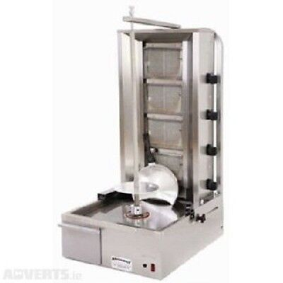Archway 4 Burner Doner Kebab Machine + Bain Marie + Electric Slicer  • 1,399£