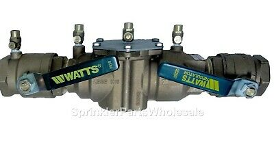 $475.55 • Buy Ames 2  2000B Double Check Valve Backflow Preventer Assembly DCA 0062495