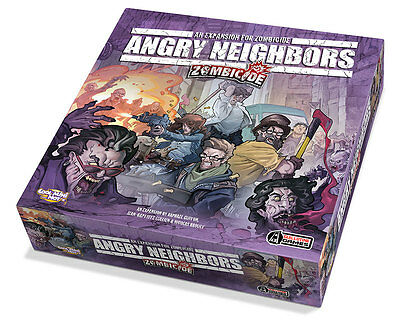 AU90.95 • Buy Zombicide: Angry Neighbors