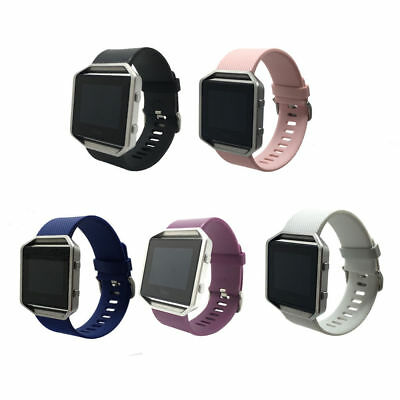 $ CDN6.69 • Buy Large Replacement Strap Band For Fitbit Blaze Watch Wristband Accessories 2PCS