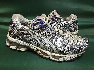 $17.99 • Buy ASICS GEL KAYANO 17 Running Training SZ 6.5 Women's SN 16-0204