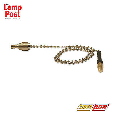 £24.99 • Buy Super Rod CRCM Chain & Magnet - Perfect For Cable Routing