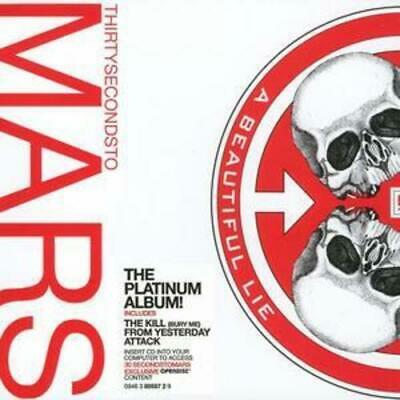 £2.23 • Buy 30 Seconds To Mars : A Beautiful Lie CD (2007) Expertly Refurbished Product