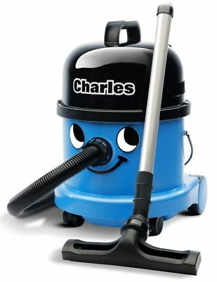 £174.83 • Buy Numatic Charles CVC370-2 Vacuum Cleaner Hoover Wet & Dry 3 In 1 Blue A21A Kit UK