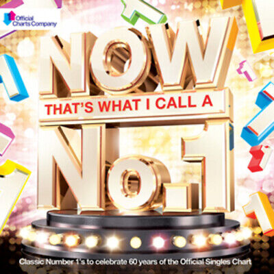 £4.23 • Buy Various Artists : Now That's What I Call A No. 1 CD Box Set 3 Discs (2012)
