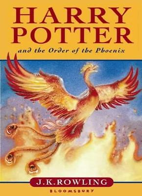 $ CDN7.52 • Buy Harry Potter And The Order Of The Phoenix (Book 5) By J. K. Row .9780747551003