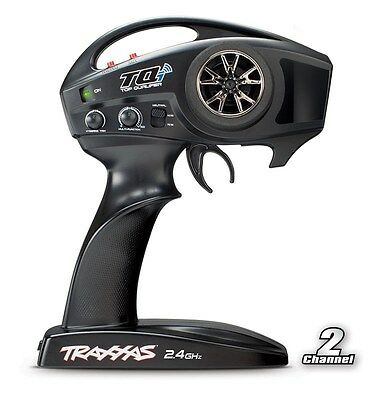 $ CDN126.20 • Buy Traxxas TQi 2.4GHz 2-Channel Radio System W/TSM & Micro Receiver - TRA6509R